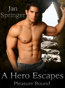 A Hero Escapes at Spunky Girl Publishing