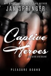 Captive Heroes Cover for Individual release