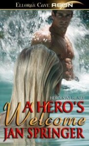 a heros welcome book one