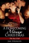 A Homecoming Ménage Christmas AMAZON LARGE
