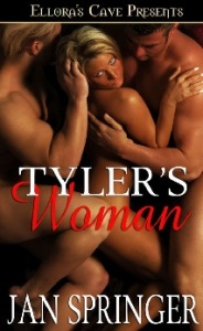 tylers woman book four