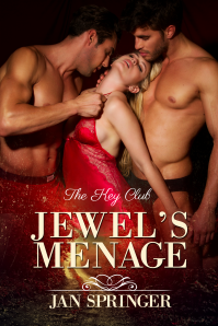 Jewel's Menage E-Book Cover