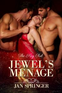 Jewel's Menage E-Book Cover