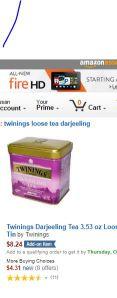 Amazon tea 1