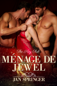 Jewel's Menage Portuguese cover