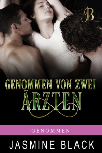 Two men embrace one woman Book cover
